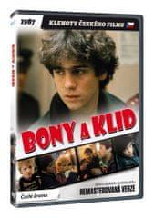 Bony a klid - edice KLENOTY ČESKÉHO FILMU (remasterovaná verze) - DVD