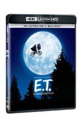 E.T. - Mimozemšťan (2 disky) - Blu-ray + 4K Ultra HD