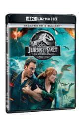 Jurský svět: Zánik říše (2 disky) - Blu-ray + 4K Ultra HD