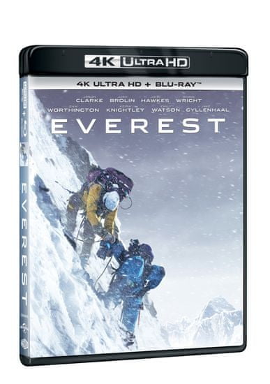 Everest (2 disky) - Blu-ray + 4K Ultra HD