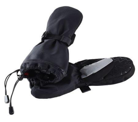 Reima Riggu otroške rokavice, 4, črne
