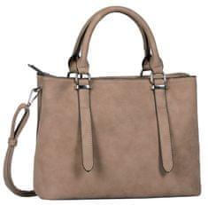 Tom Tailor torbica Lenna Shopper, bež