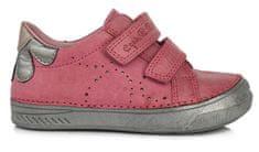 D-D-step dívčí celoroční obuv 040-441A