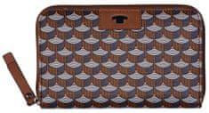 Tom Tailor dámska hnedá peňaženka Miri Deco Wallet