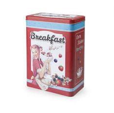 Ibili Designová dóza retro pro vločky ke snídani