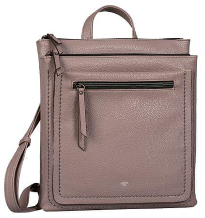 Tom Tailor dámský batoh Becky Backpack růžová