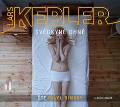 Kepler Lars: Svědkyně ohně (2x CD) - MP3-CD