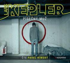 Kepler Lars: Písečný muž - MP3-CD