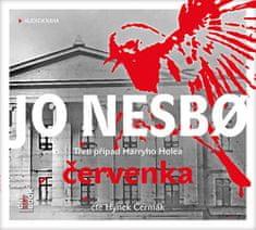Nesbo Jo: Červenka (2x CD) - MP3-CD