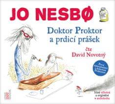 Nesbo Jo: Doktor Proktor a prdící prášek - MP3-CD