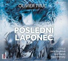 Truc Olivier: Poslední Laponec - MP3-CD