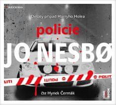 Nesbo Jo: Policie (2x CD) - MP3-CD