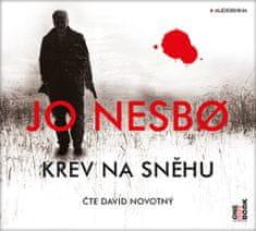 Nesbo Jo: Krev na sněhu - MP3-CD