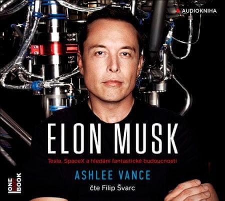 Vance Ashlee: Elon Musk - MP3-CD
