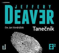 Deaver Jeffery: Tanečník - MP3-CD