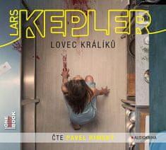 Kepler Lars: Lovec králíků - MP3-CD