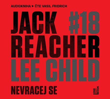 Child Lee: Jack Reacher: Nevracej se - MP3-CD
