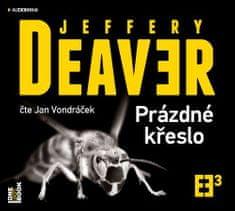 Deaver Jeffery: Prázdné křeslo (2x CD) - MP3-CD