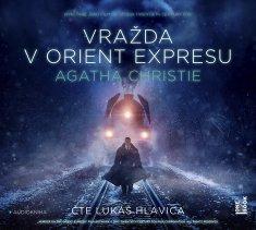 Christie Agatha: Vražda v Orient expresu - MP3-CD