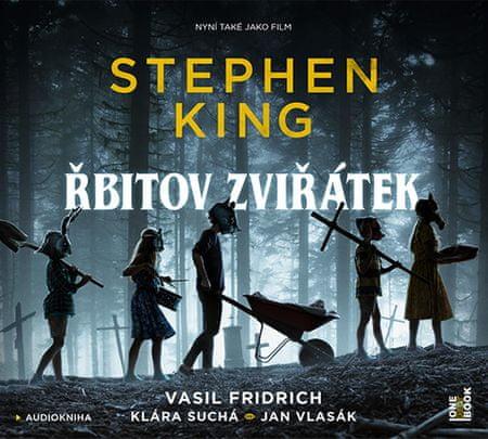 King Stephen: Řbitov zviřátek (2x CD) - MP3-CD