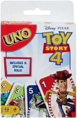 Mattel Uno Toy story 4: Príbeh hračiek