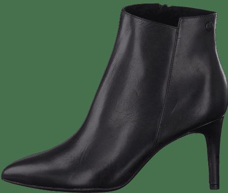 s.Oliver dámska členková obuv 25364 36 čierna