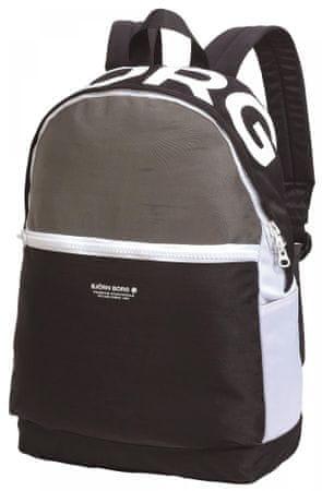 Björn Borg unisex fekete hátizsák BH190701
