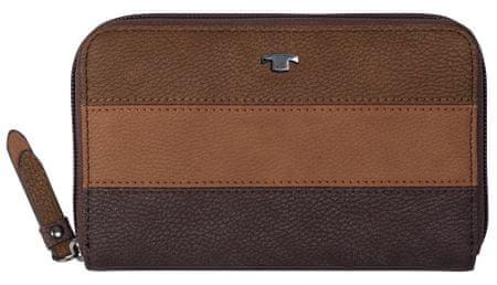 Tom Tailor Miri Stripes Wallet női barna pénztárca