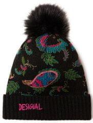Desigual dámská zimní čepice Hat Anubis