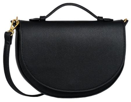 Tom Tailor Lore Flapbag crossbody táska, fekete