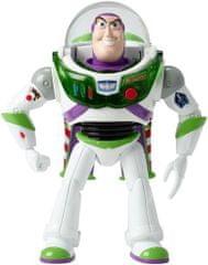 Mattel Toy Story 4: Příběh hraček Buzz se světly a zvuky