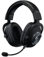 Logitech G Pro X, černá (981-000818)