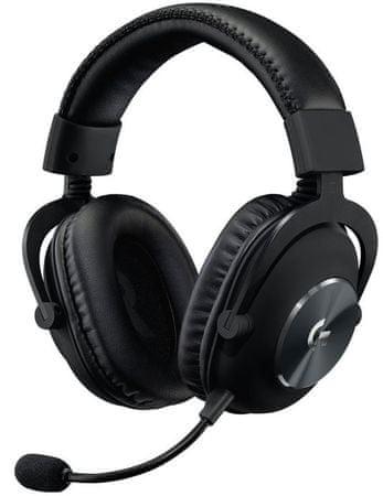 Logitech G PRO X Gaming, 7.1 slušalke