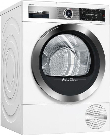 Bosch WTX87EH0EU + 2x dárek sada 2x ručník a 1x osuška Comfort