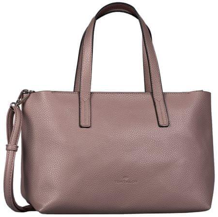 Tom Tailor Marla Shopper táska rózsaszín