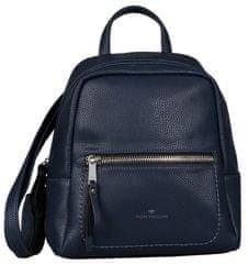 Tom Tailor dámsky tmavomodrý ruksak Tinna Backpack