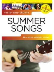 MS Really Easy Ukulele: Summer Songs Noty pro ukulele