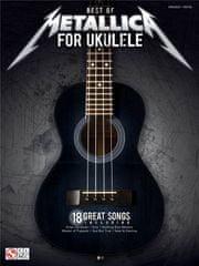 MS Best Of Metallica For Ukulele Noty pro ukulele