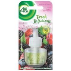 Air wick Electric náplň Smoothie lesní ovoce 19ml