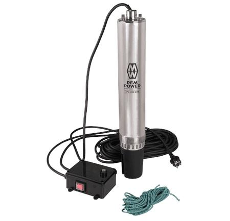REM POWER SPE 4500 DWS potopna črpalka za globoke vodnjake