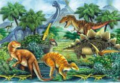 AnaTolian Puzzle Údolí dinosaurů 260 dílků