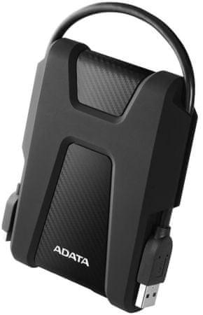 A-Data dysk zewnętrzny AHD680 1TB, czarny (AHD680-1TU31-CBK)