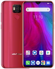 Ulefone smartfon Power 6, 4 GB/64 GB, Red