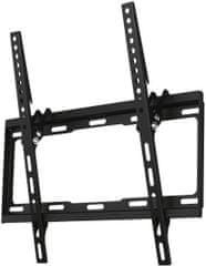 HAMA Nástenný držiak TV, 400 × 400, naklápací 118123