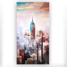 Papillon Obraz Skyline, 140 cm, akryl na plátně