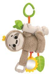 Fisher-Price zabawka do wózka - leniwiec