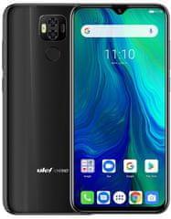 Ulefone smartfon Power 6, 4 GB/64 GB, Black