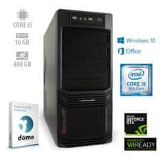 mimovrste=) Gamer Extreme 4 Pro namizni računalnik (ATPII-PF7-7778) + 1 leto Office 365 Personal