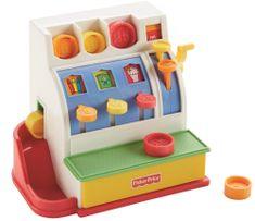 Fisher-Price zabawka Wesoła Kasa Fiskalna 72044