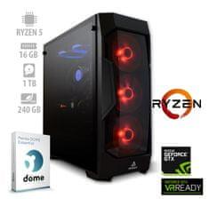 mimovrste=) Gamer Extreme 5 namizni računalnik (ATPII-PF7G-7779)